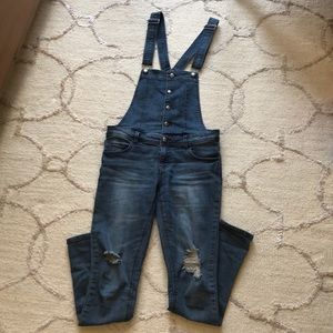 MATERIAL GIRL Overalls